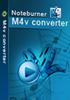 NoteBurner M4V Converter for Mac